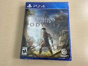 Assassins Creed Odyssey North America - Ps4