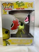 Funko Pop Touche Turtle 170 Vaulted Dum Dum Collectible Figure No Chase Toy C2