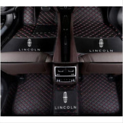 Suitable For Lincoln Continental Nautilus Mkc Mks Mkx Mkz Mkt Car Floor Mats