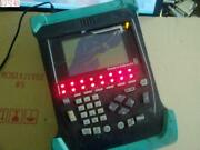 Sold As Is Parts Lcd Damage Wandel And Goltermann Sst-1 Digital Network Tester