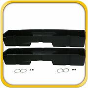 2 Storage Underseat Boxes 1999-2006 Fits Chevy/gmc Silverado/sierra Extended Cab