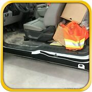 2015-2018 Fits F150 Super Cab 6pc Door Step Sill Protector Threshold Shield Pads