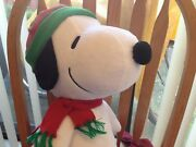 Peanuts Christmas Snoopy Brand New In Box Toys R Us Edition Only 1 On Ebay