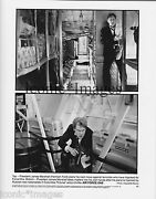 Orig.1997 Photo- Air Force One - Harrison Ford - Plane - Hijacked - Russian