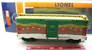 Lionel Large Scale 8-87027 Christmas Boxcar 2006