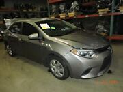 Front Clip Bar Design Upper Grille With Fog Lamps Fits 14 Corolla 1099072