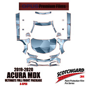 3m Pro Series Precut Paint Protection Kit For Acura A-spec Mdx 2019-2020