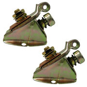 Two Starter Switch For Farmall Fits Cub A B C H Hv M Wd6 Supers Saddle Mount