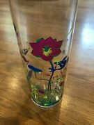 Vodka Absolut Country Of Sweden Plastic Pitcher W/ Chiho Aoshima Painting Sign.