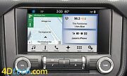 Factory Sync 3 Oem Gps Navigation Upgrade 2019 Ford Mustang With Sync 3 Screen
