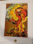 Majestic Mephisto Print By P. Craig Russell 1988 First Team Press Lmtd Signed