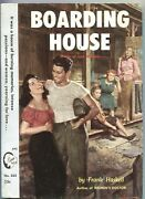 Cameo Books-boarding House 365-1954-spicy George Gross Cover Art