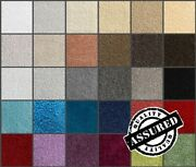 Serene Bedroom Carpet 34 Different Colours Hessian Back 13mm Thickness Cheap