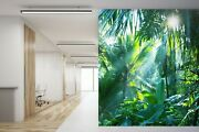 3d Sunny Forest S90 Business Wallpaper Wall Mural Self-adhesive Commerce Zoe