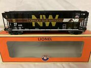 ✅lionel Norfolk And Western Ns Heritage Ps-2 Hopper 6-27445 New Southern Covered