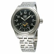 Ball Watch Watch Train Master Dual Time Black Dial Stainless Steel Gm1056d-sj-bk