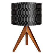 Mexican Table Lamp Acrylic / Tzalam Different Designs Available