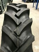 2 New Tractor Tires 13.6 36 Gtk R1 8 Ply Tubetype 13.6x36 13.6-36 Fs