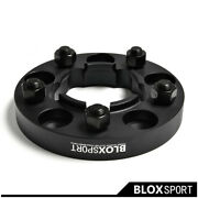 2pairs 1.5inch 38.1mm 5x165.1 For Land Rover Defender Wheel Spacer Cb124 + Studs