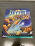 3-d Ultra Pinball Fastest Pinball In Space 1995 Sierra Pc Cd Rom New/sealed