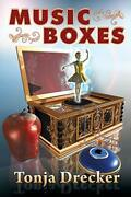 Music Boxes By Drecker, Tonja New 9781939844569 Fast Free Shipping,,