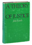 A Theory Of Justice John Rawls First Edition 1971 1st Printing