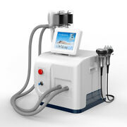 Portable Cooling System Freeze Fat Vacuum Cold Cavitation Rf Slimming Machine