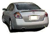 Factory Style Rear Spoiler Painted Fits 2007 - 2012 Nissan Altima 4 Door