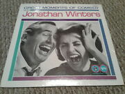 Jonathan Winters Great Moments In Comedy Sealed Lp 1964 1st Press Mono Rare