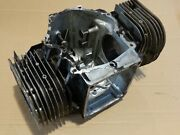 Briggs And Stratton Engine Used 394941 Cylinder Assy With Valves Opposed Twin
