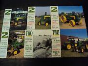 Lot Of 22 Two-cylinder John Deere Tractor 1999-2002 Magazines