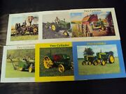 Lot Of 28 Two-cylinder John Deere Tractor 1992-1999 Magazines