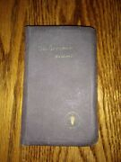 World War 2 Psalms New Testament Pocket Size Personalized With Soldier's Name
