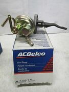 Ac Delco 42610 Mech.fuel Pump 81-87 Dodge Chry Plym Car Applications In Photos