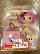 Lalaloopsy Crumbs Cookie Party Full Size Doll New In Box Rare Htf