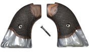Silverado Heritage Arms Rough Rider 6 And 9 Shot Grips Rosewood Mother Of Pearl