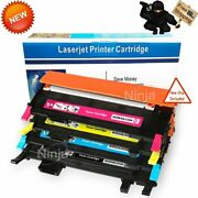 4pk Toner Set W2060a With Chip For Hp 116a Color Laserjet Pro Mfp 179fnw Printer