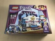 Lego Friends Ballet And Music Studio 41004