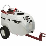 Northstar Tow-behind Boom Broadcast And Spot Sprayer- 31 Gallon 2.2 Gpm 12v Dc