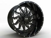 4 Four 28and039and039 Xm-330 28x14-76 Wheels Truck Chevy Gmc Ford Dodge Lifted Off Road