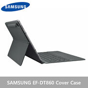 Samsung Ef-dt860 Keyboard Book Cover Case For Galaxy Tab S6_sm-t865sm-t860