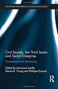 Civil Society, The Third Sector And Social Ente, Laville, Young, Eynaud-,