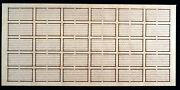 30 N Scale 4' X 8' Sheets T1-11 Plywood Lumber Loads Construction Site Wood