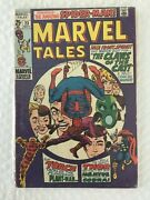 Marvel Tales 23 Starring Amazing Spiderman Fine Claws Of Cat-will Combine Ship.