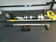 Wachs P2 Pow-r-drive Hydraulic Valve Operator With Case