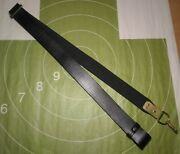 Strap Russian Sling Leather With 1 Metal Fasteners Sks