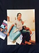 Chevy Chase Signed 8x10 Clark Griswold Christmas Vacation Jsa Coa Auto