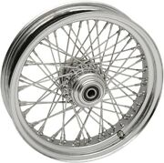 Drag Specialties 0203-0609 Laced Wheel Assembly 16x3.5 50 Spoke Front