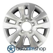 Toyota Sequoia Tundra 2008-2020 20 Factory Oem Wheel Rim Machined With Silver