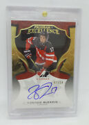 2016-17 The Cup Connor Mcdavid Program Of Excellence Auto 07 /10 Autograph